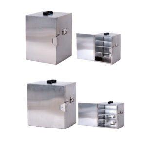Inox kutija za room servis